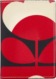 Spring Bloom Vinyl Passport Cover Ruby