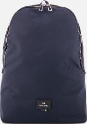 Sories Men's Nylon Backpack Navy
