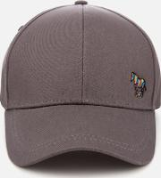 Sories Men's Zebra Logo Cap