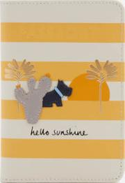 Hello Sunshine Passport Cover Primrose