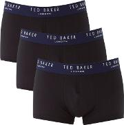 Davinci Plain Boxer3 Pack  Xl