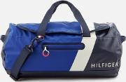 Block Story Duffle Bag Tommy Navy
