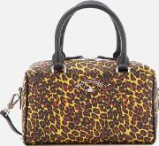 Leopard Tote Bag Yellow Leopard