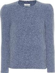 Boucle Cashmere Blend Sweater