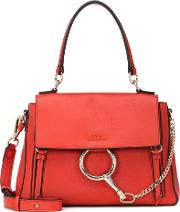 Small Faye Day Leather Shoulder Bag