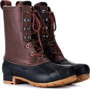 Pac Rubber Ankle Boots