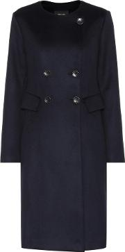 Fanki Wool And Cashmere Coat