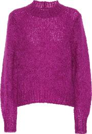 Ivah Mohair Blend Sweater
