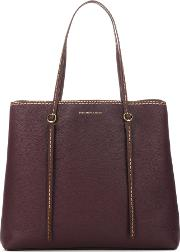 Lennox Leather Tote