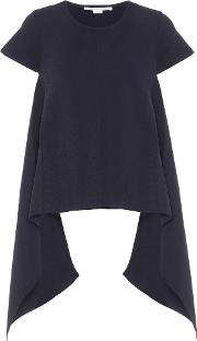 Draped Knitted Top