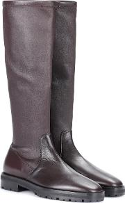 Fiona Leather Boots