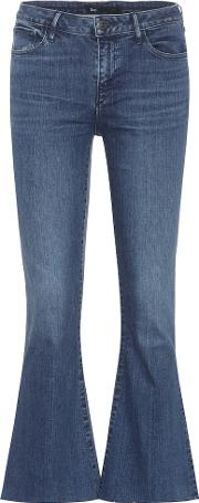 W25 Midway Extreme Cropped Jeans