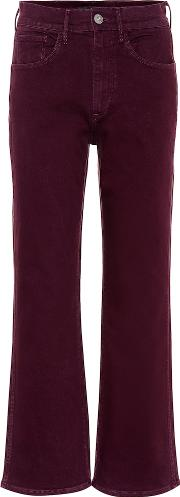 W4 Shelter High Rise Wide Leg Jeans