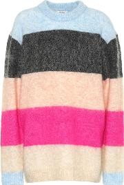 Exclusive To Mytheresa Albah Wool And Mohair Blend Sweater
