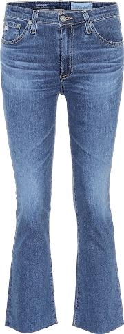 The Jodi High Rise Flared Jeans