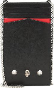 Lizard Effect Leather Iphone Case