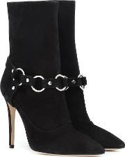 Davidson 105 Suede Ankle Boots