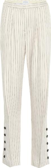 Lidig Striped Trousers