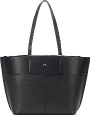 Totally Leather Tote