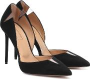 Sharp 105 Suede Pumps