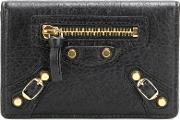 Classic Card Case Leather Wallet