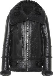 The Bombardier Shearling Jacket