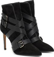 Jakie Suede Ankle Boots