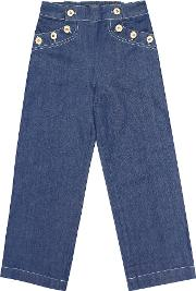 Leanne Stretch Cotton Jeans