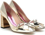 Cherbourg Patent Leather Pumps