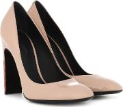 Isabella Patent Leather Pumps