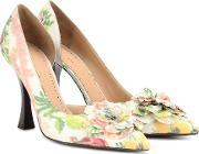 Exclusive To Mytheresa Floral Pumps