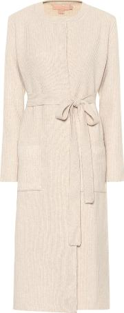 Orefice Wool And Cashmere Coat