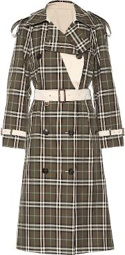 Eastleigh Reversible Trench Coat