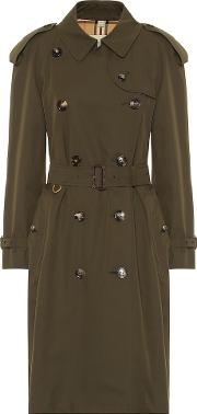 The Westminster Cotton Trench Coat
