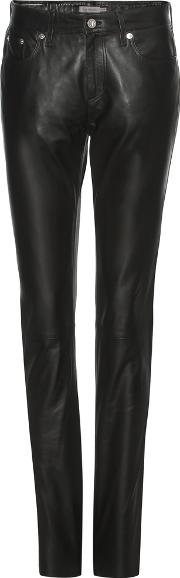 Exclusive To Mytheresa.com Leather Trousers
