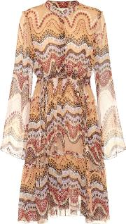 Exclusive To Mytheresa.com Printed Silk Crepon Dress