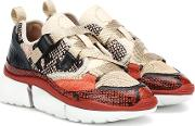Sonnie Leather Sneakers