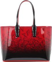 Cabata Small Patent Leather Tote
