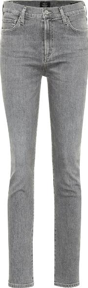 Harlow High Rise Slim Jeans