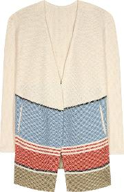 Noah Cotton Blend Cardigan