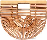 Ark Bamboo Small Clutch