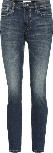 The Stiletto High Rise Skinny Jeans