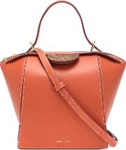 Adele Leather Shoulder Bag