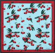 Exclusive To Mytheresa Cherry Printed Silk Scarf