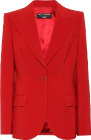Exclusive To Mytheresa Cotton Blend Blazer