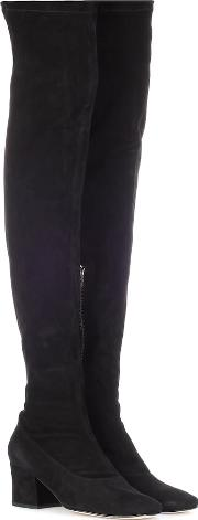 Sybil Suede Over The Knee Boots