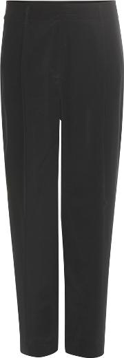 Heat It Up Cropped Silk Trousers