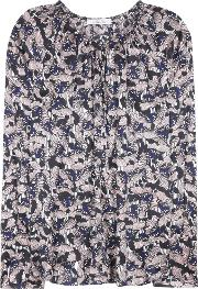 Soulful Thrill Printed Blouse