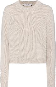 Strong Play Wool And Cashmere Sweater