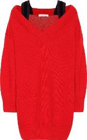 Timeless Ease Wool Blend Sweater